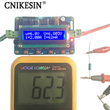 CNIKESIN diy kit The adjustable DC voltage step-down power supply voltage ammeter module of CNC electronic parts production