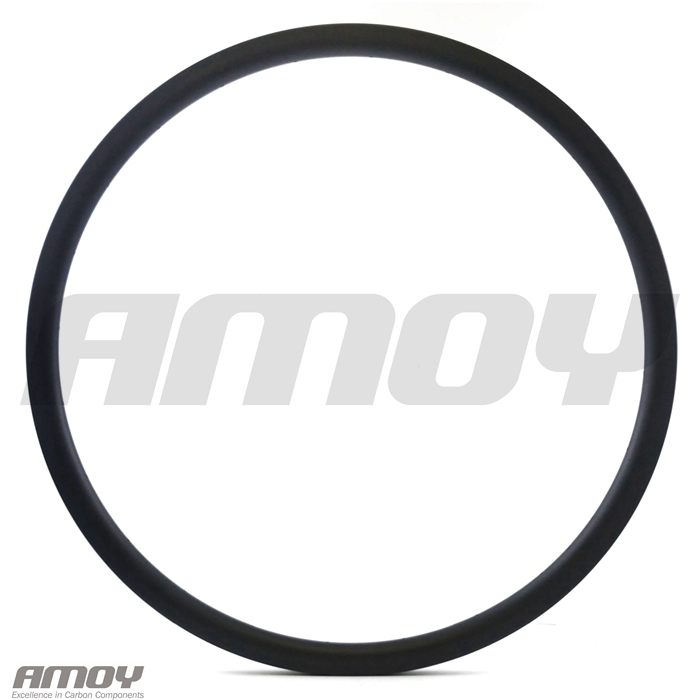 Image 5 - 29er MTB XC 30mm carbon rim clincher tubeless 35mm deep UD 3K 12K matte glossy 24H 28H 32H 29in mountain wheelRims   -