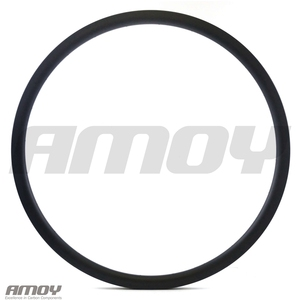 Image 5 - 29er MTB XC 30mm carbon rim clincher tubeless 35mm deep UD 3K 12K matte glossy 24H 28H 32H 29in mountain wheel