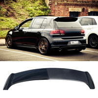 MK6 gti r20 Carbon Rear Trunk Roof Spoiler for Volkswagen VW Golf 6 gti r 2009 2013 OSir style not fit for golf6 standard