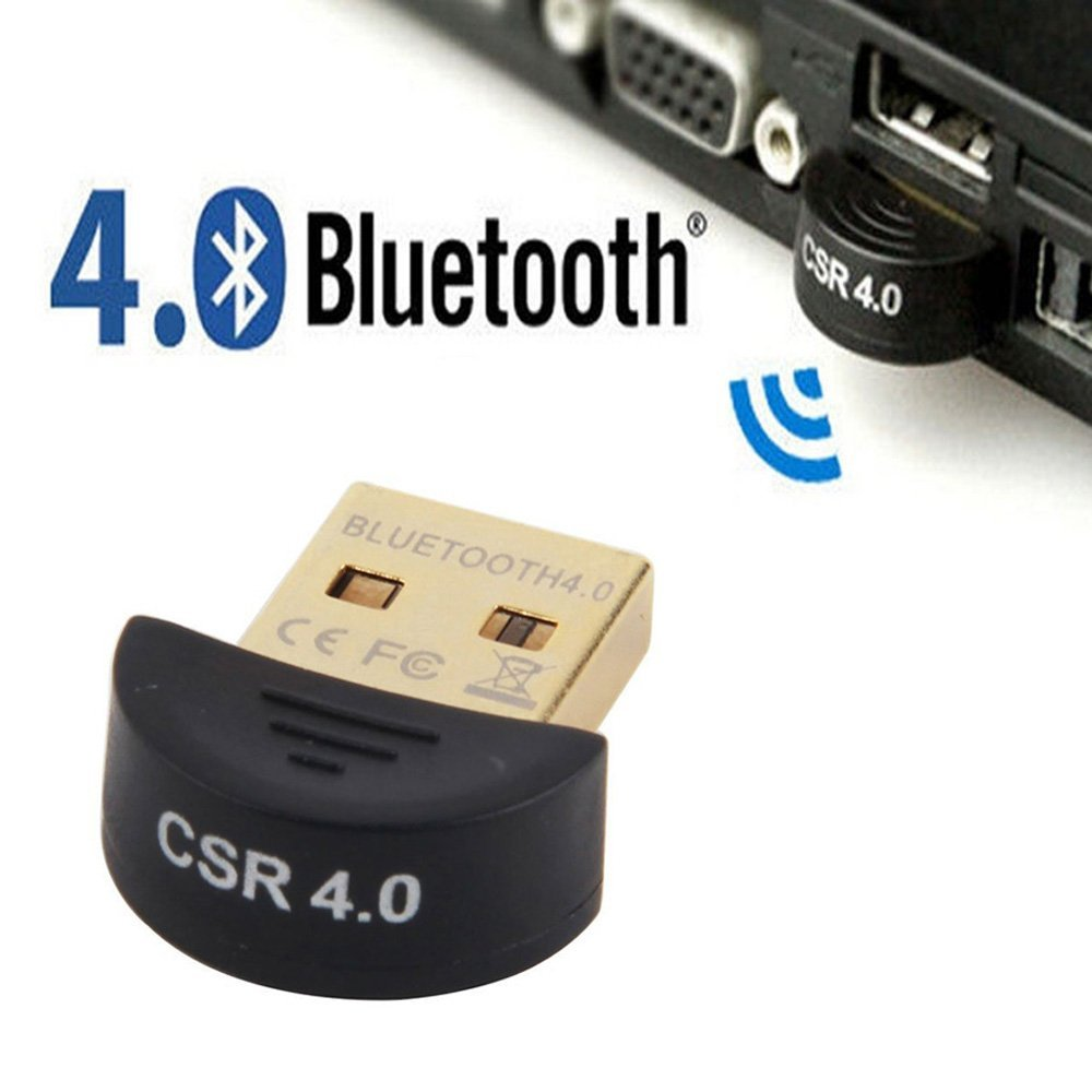 mini usb bluetooth v4 0 adapter dual mode wireless dongle csr 4 0 bluetooth adapter for windows. Black Bedroom Furniture Sets. Home Design Ideas