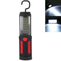 Super Bright 36 5 LED Flexible Hand Torch Work Light Magnetic Inspection Lamp Flashlight Torch Battery
