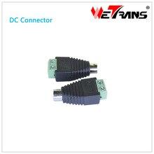 CCTV Accesory 10pcs/Lot DC Connector DC Lead Female