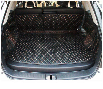 AA Custom Special Trunk Mats For Lexus RX270 350 450h Waterproof Leather Carpets For Lexus RX