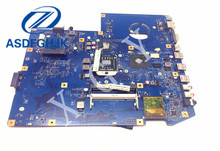 Laptop Motherboard FOR ACER for aspire 7540 7540G Motherboard MBPPQ01001 48.4FP03.01 DDR2 non-integrated 100% test ok