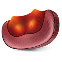 Relaxation Massage Pillow Electric Shoulder Back pain Heating Kneading Infrared therapy Massagem for shiatsu Neck Massage