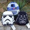 35 см = 13.8 ''Звездные войны R2-D2 Робот плюшевые Подушки Имперскими Штурмовиками И Дарт Вейдер Подушки плюшевые Игрушки Подушки для мальчика подарок