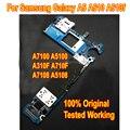 Оригинальная протестированная Рабочая материнская плата  плата  гибкий кабель для Samsung GALAXY A5 A510F A510S A510L A710M A7100 A5100