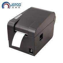 XP 235B Originele Nieuwe 58mm Thermische Labelprinter Label Printer Opruiming Prijs Barcode Label Printers Thermische Driect