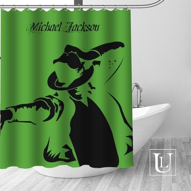 23 Shower Curtain Michael jackson shower curtain jackson galaxy 5c64f7a44ec73