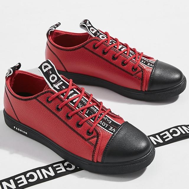 Для мужчин; Вулканизированная обувь однотонные туфли в простом стиле кроссовки для мальчиков хлопчатобумажная ткань удобная мужская обувь zapatos hombre