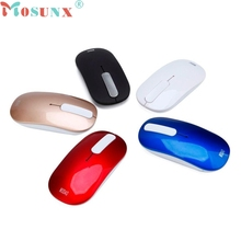 Reliable 2016 fashion mouse gaming mouse 1600 DPI 2D Buttons Wireless Gaming Mouse For PC Laptop