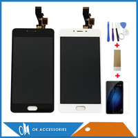 Black White Color For Meizu M3 S M3S Mini Y685C Y685Q Y685M Y685H LCD Display With