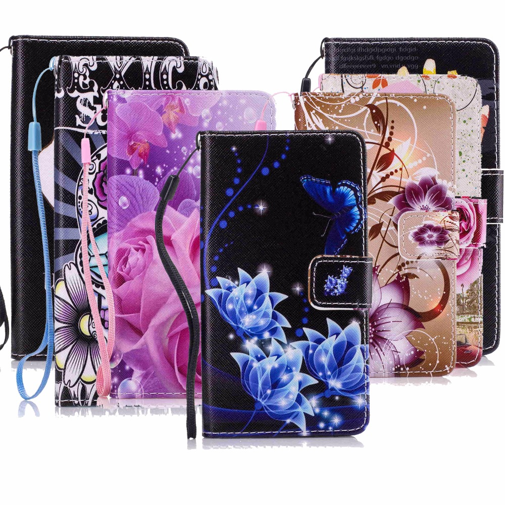 Fashion Leather Flip Cover Case Card Holder For iPhone 5 5S SE 6 6S 7 8 Plus X Ten 10 Cover Case Wallet For iPhone X Ten 10 Case