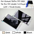 Bk/We/Gd For Huawei Y6Pro TIT-U02 Y6 Pro TIT-AL00 / G Power LCD Display + Touch Screen Digitizer Assembly Replacement Free Tools