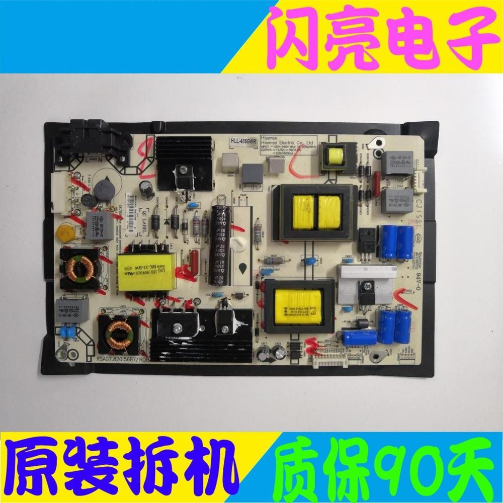 Main Board Power Board Circuit Logic Board Constant Current Board RSAG7.820.5687/R0H single capacitor 10+4