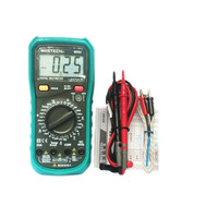 Free Shipping MASTECH MY64 Digital Multimeter AC / DC voltage and current resistance tester detector diode