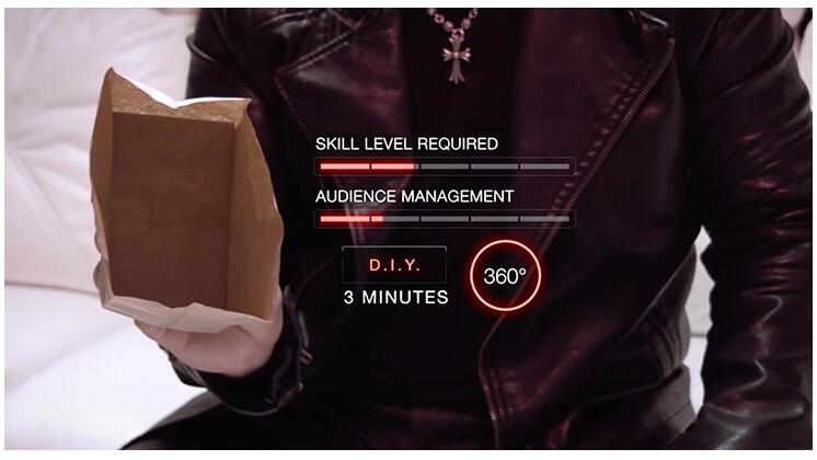 SansMinds Worker's Series: Survival Kit Magic Tricks