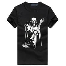 Darth Vader X Heavy Metal T-Shirts S-XXXL