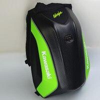 2016 OGIO mach3 KAWASAKI backpack fashion Knight backpack Motorcycle motocross riding racing bag mach 5 backpack KAWASAKI