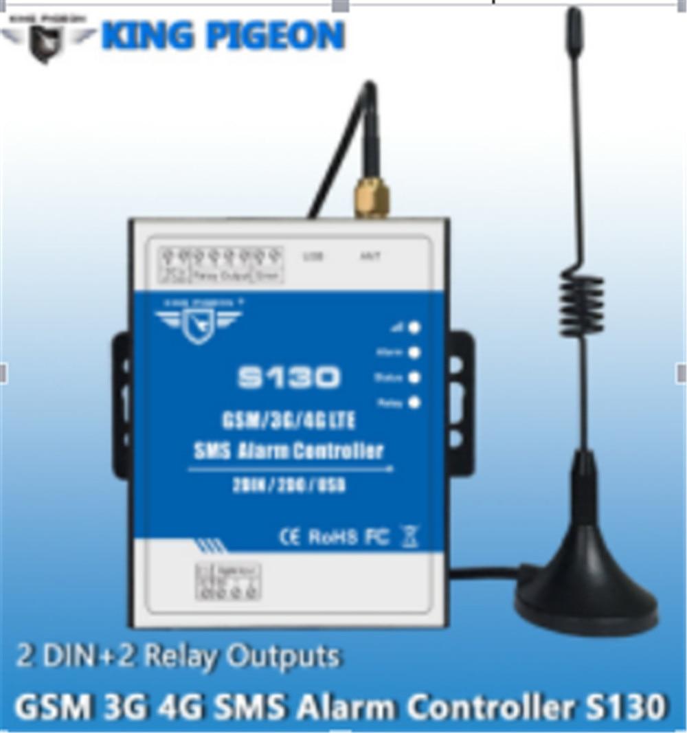 GSM 3G/4G SMS Contrôleur D'alarme S130 Accueil Système D'alarme