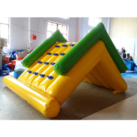 inflatable water sports,inflatable slide on water