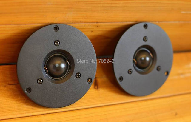 pair 2pcs HIEN tweeter davidlouis audio T330A .KO D2095-9700 MDT33   replace  D260 D28