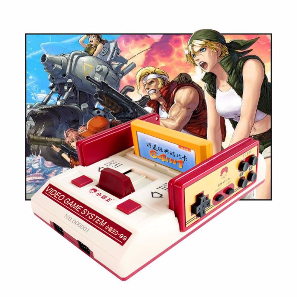 1 Pc/Box Classic 8 Bit 500-TV-Game Came Console for Family Recreation and Party