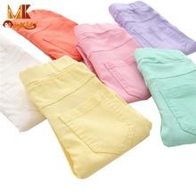 Джинсы для девочек Monkids New Cotton