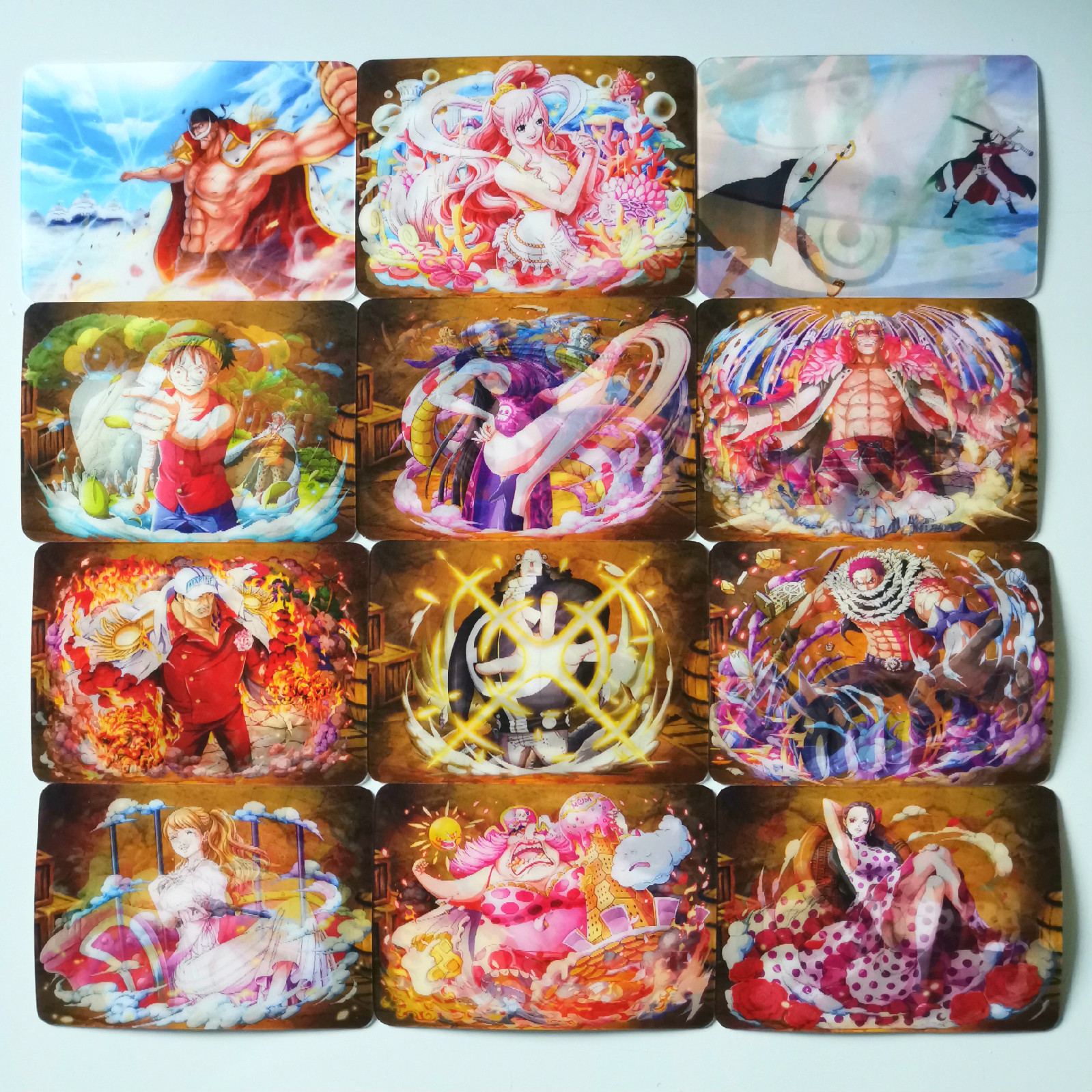 69pcs/set ONE PIECE Change Card Toys Hobbies Hobby Collectibles Game Collection Anime Cards