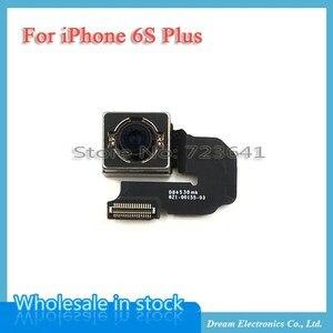 Image 3 - 1Pcsด้านหลังกล้องFlex CableสำหรับiPhone 6S 7 8 Plus X XS Max XR 11 Pro maxแฟลชริบบิ้นโมดูลชิ้นส่วนซ่อมเลนส์เปลี่ยน