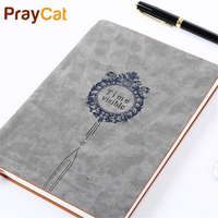 A5 Planer Netz Notebook Tagebuch Leder Schreiben 180 blätter Journal Notebook Schreibwaren Für Studenten Schreib Benutzerdefinierte Logo