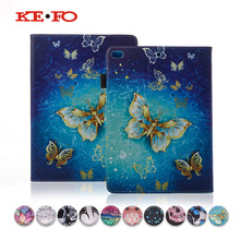For ipad 2018 Case A1893 Funda For ipad 2017 9.7 A1822 A1823 Tablet PU Folding Stand Skin Shell For Apple iPad 9.7 2018 2017