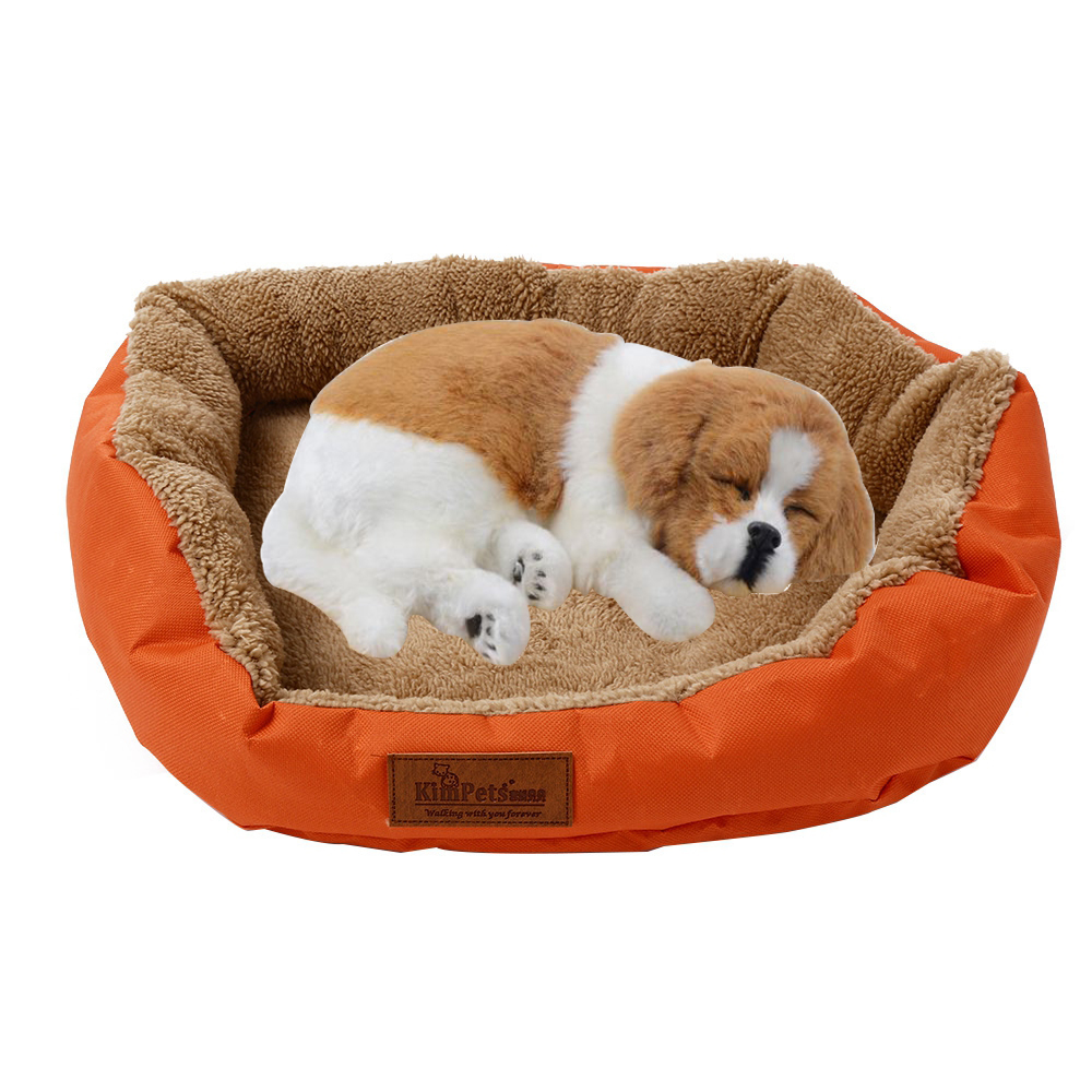 compare prices on stylish dog beds online shoppingbuy low price  - aquality denim fabric stylish washable breed dog bed sofa mat house catpet