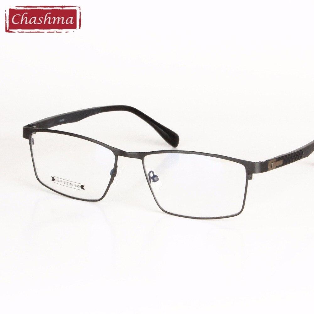 Chashma Brand Large Frames Men Glasses Frame Male Frames Oculos De Grau Glasses Big Glasses for