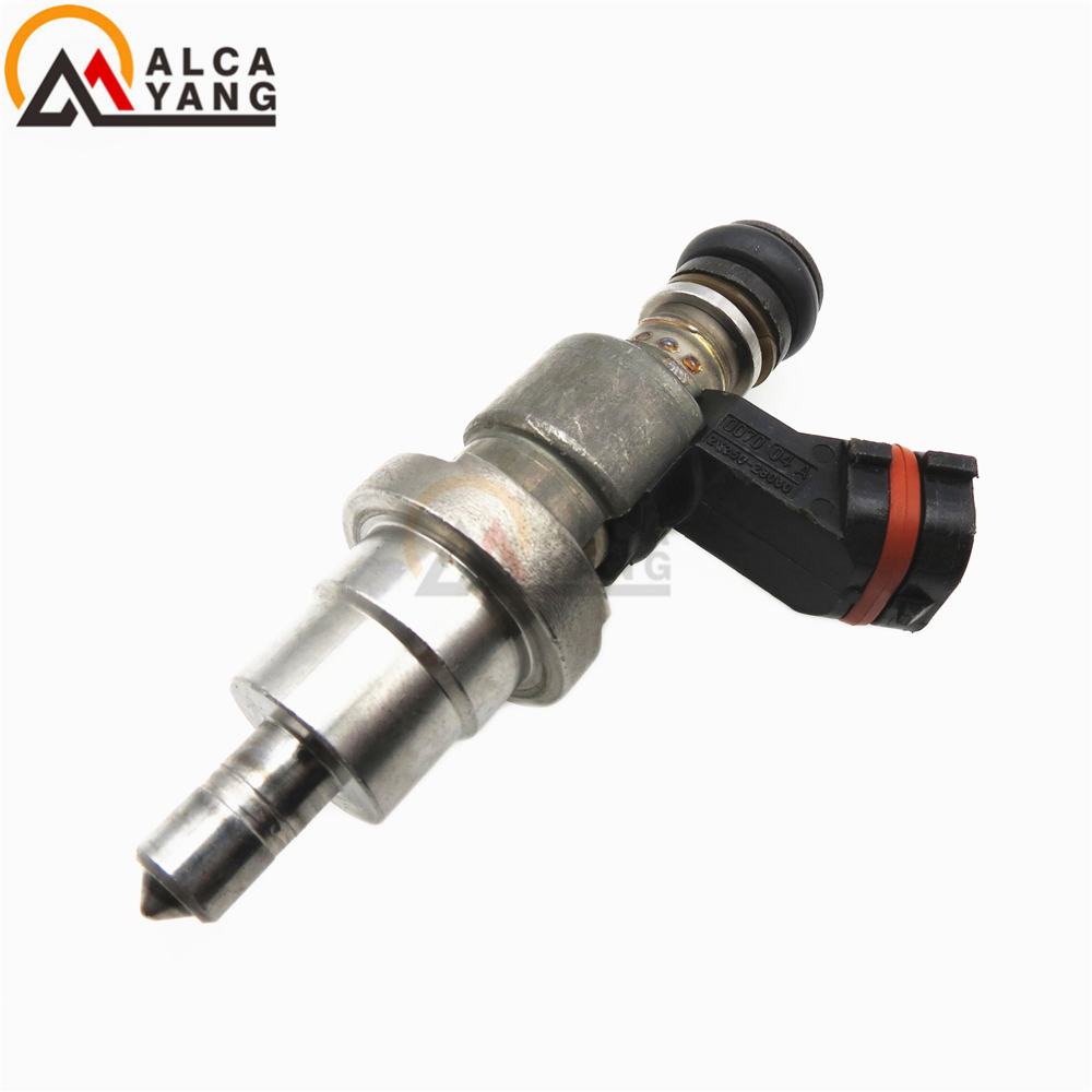 23250-28030 2325028030 for Toyota injector fuel injection for TOYOTA AVENSIS & RAV-4 ENGINE 1AZ-FSE D4 2.0 LT new fuel injector 0432191629 3928384 fit for c8 3l 6ct 6cta