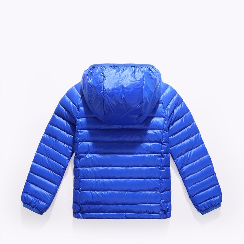 Χειμερινό παλτό για τα νήπια πάπια - Παιδικά ενδύματα - Φωτογραφία 4