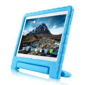 """Image 3 - Child Tablet Shockproof case For Lenovo Tab 4 10 TB X304L Silicone Cover For Tab4 10 TB X304 TB X304F TB X304N 10.1"""" EVA Case"""