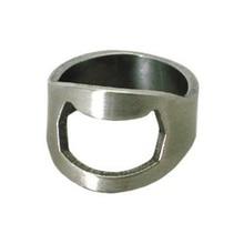 Bottle-Opener Beer Ring-Shape Finger-Ring Stainless-Steel Creative 20mm Or 22mm Versatile