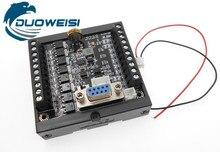 PLC FX1N 20MT rail התקנה עם המספר הקטן ביותר של נקודות JL1N 20MT עם מקרה FX1N 20MT