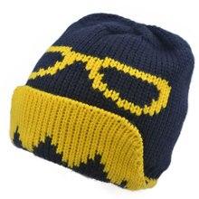 2016 Brand Beanies Winter Hat Glasses Knitted Caps Winter Hats For Men Women Sports Cap Warm Touca Ski Bonnet Beanie