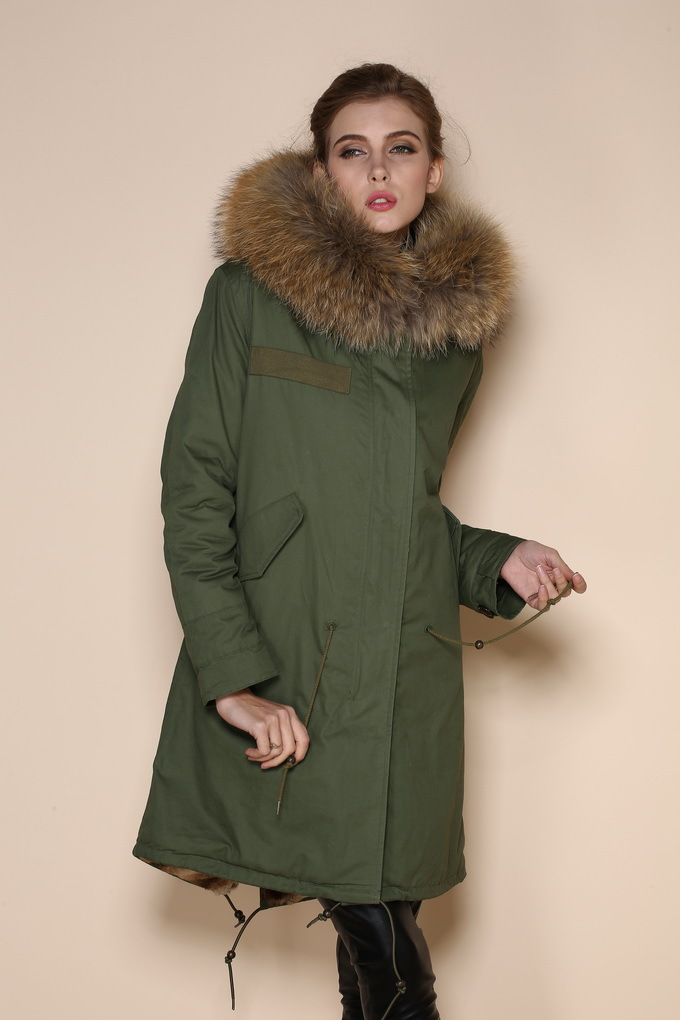 Roiii Thickened Wine Red Faux Fur Amry Green Camouflage Parka Women Hooded Fishtail Winter Jacket Overcoat Plus US Size S-3XL by Roiii $ - $ $ 45 98 - $ 53 98 Prime.