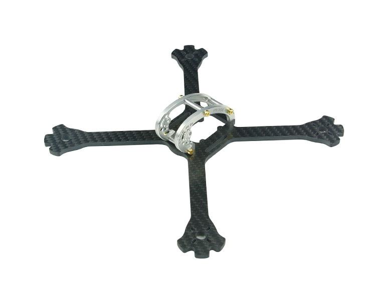 купить LDARC kingkong 200GT Kit 200mm FPV Racing Frame for RC Drone Quadcopter Racer по цене 2159.98 рублей