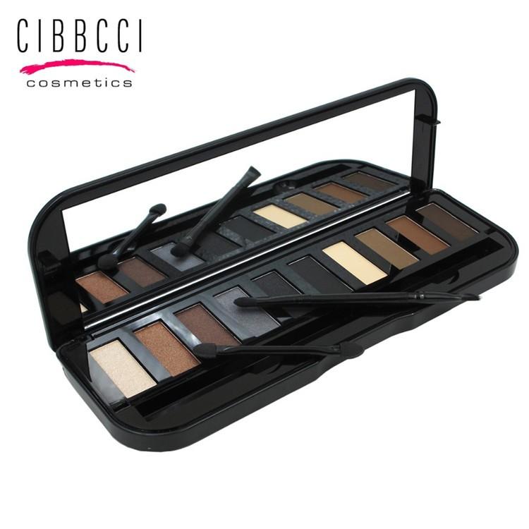 CIBBCCI-Eye-Shadow-Pallte-10colors-Makeup-Shimmer-Matte-Eyeshadow-Palette-With-Brush-1pcs (2)