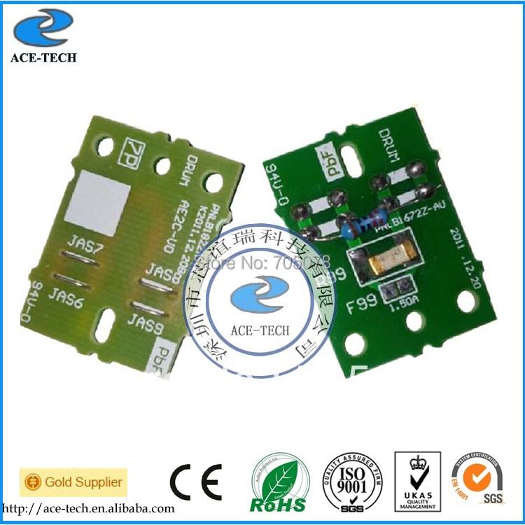 Compatible toner chip for Panasonic KX-MB1500 1508 1520 1528 KX-FAC408CN 3018 3028 laser printer cartridge parts OEM