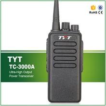 Free Shipping NEW TYT TC-3000A Two-Way Radio UHF 400-520MHz 10W Max 3600mAh Scrambler 1750Hz Walkie Talkie