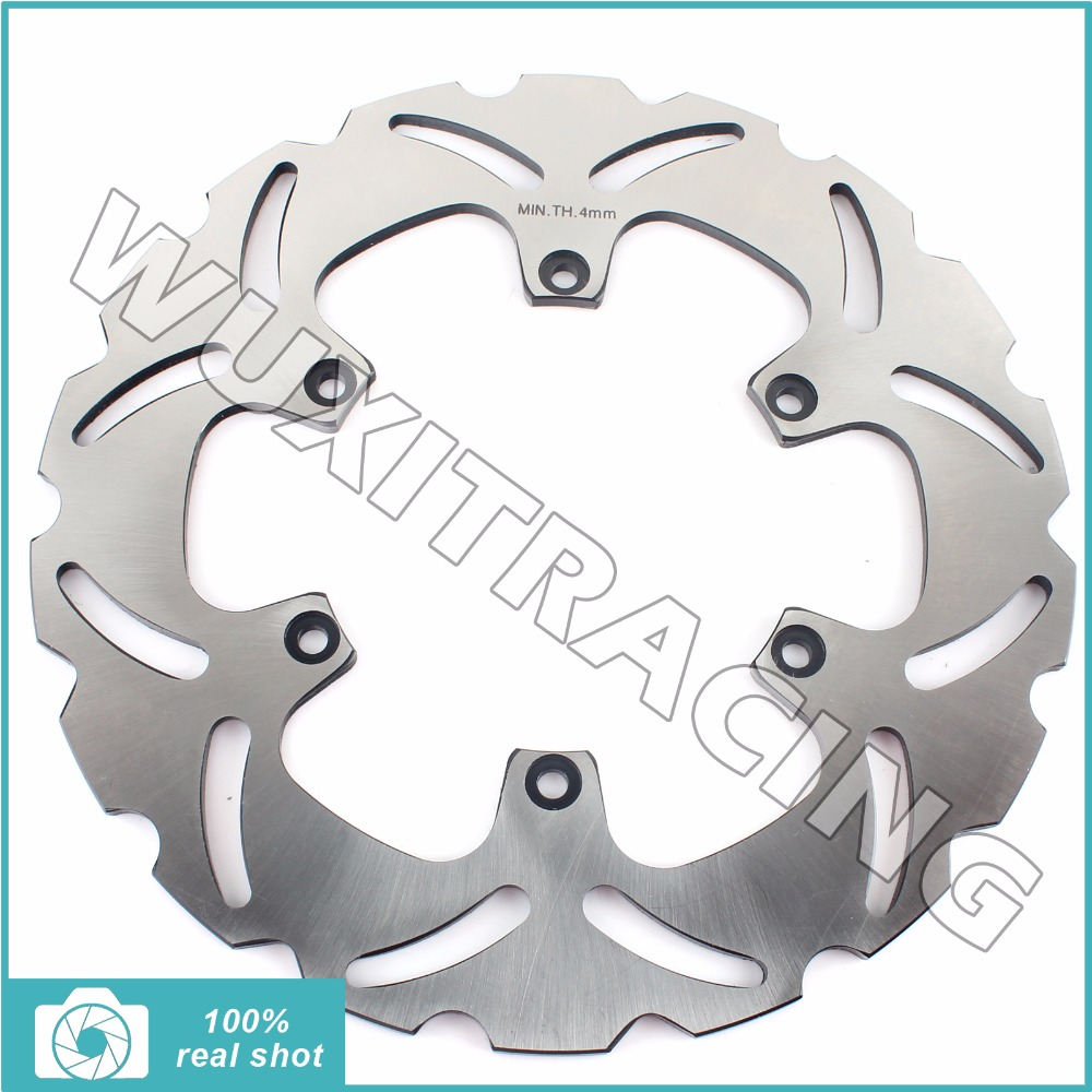 New Rear Brake Disc Rotor for KTM 950 990 Adventure S R LC8 06 07 08 09 10 11 12 UPER ENDURO R 950 06-08 690 Supermoto 2007-2008 дальномер практика дл 30 640 162