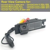 Rear View Camera for Vauxhall Astra H Corsa C D Vectra C Meriva Tigra TwinTop B Zafira B Wireless Reversing Parking Backup Cam