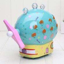 Большой размер в ночном саду детские музыкальные игрушки мигающие летающие рыбки Пинки понк машинка на батарейках игрушка