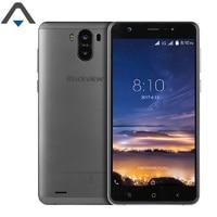 Originele Blackview R6 lite smartphone Android 7.0 Quad Core 5.5 inch 1 GB RAM 16 GB ROM 2900 mah 8MP HD mobiele telefoon Full hoek